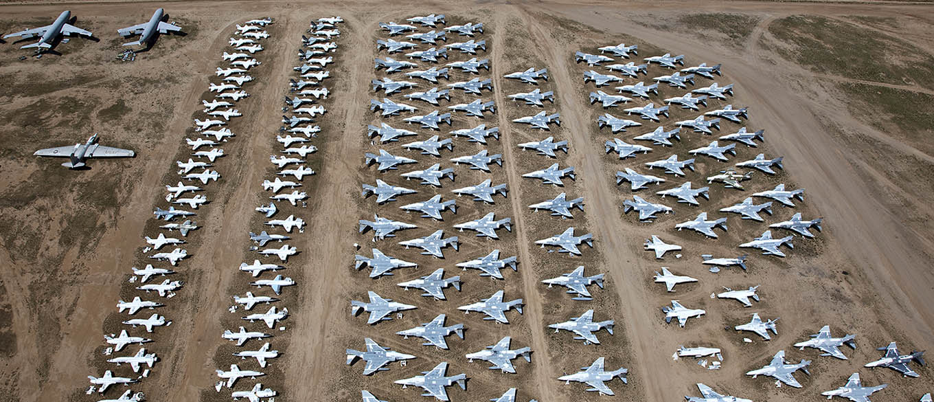 Nuts and Bolts of The Boneyard