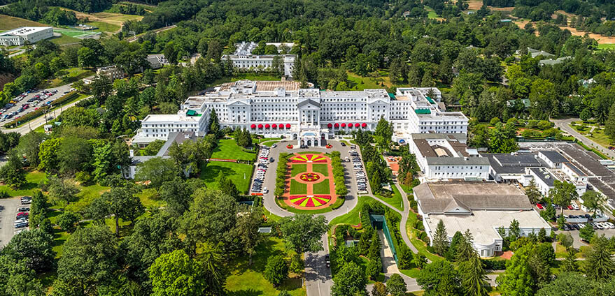 Greenbrier Resort S Secret Bomb Shelter Thrifty Car Rental